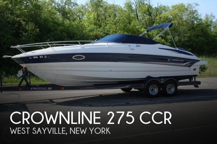 2006 Crownline 275 CCR
