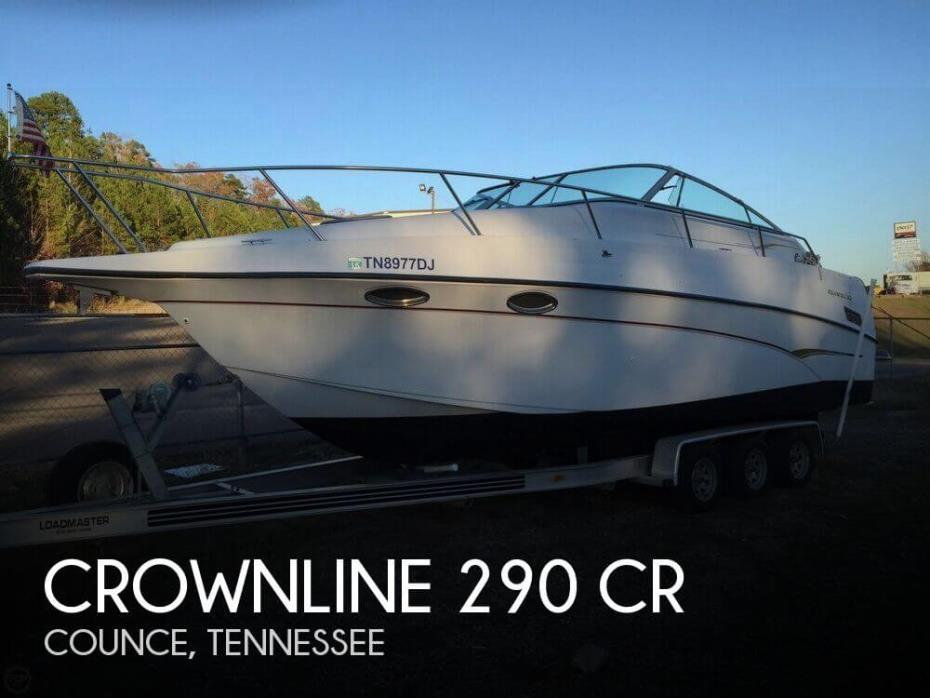 1999 Crownline 290 CR