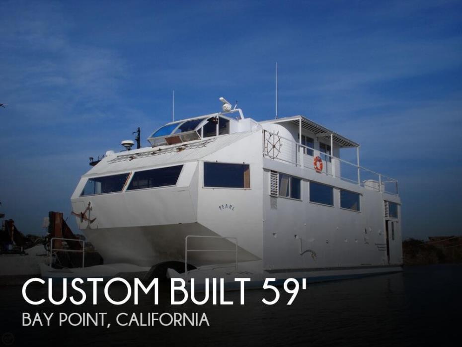 2008 Custom Built Catamaran
