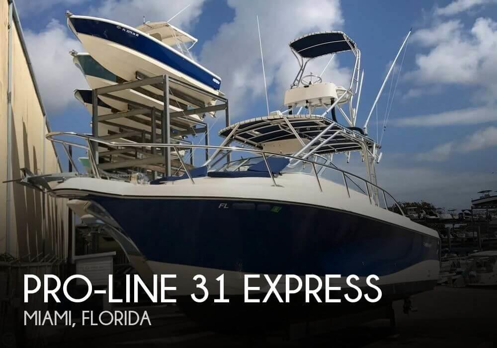 2006 Pro-Line 31 Express