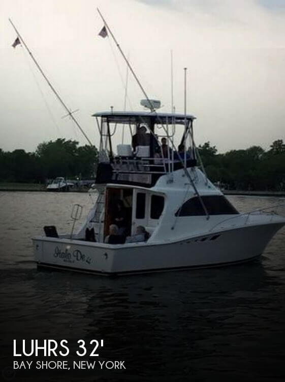 1993 Luhrs 320 Tournament