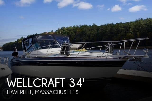 1987 Wellcraft 3400 Gran Sport