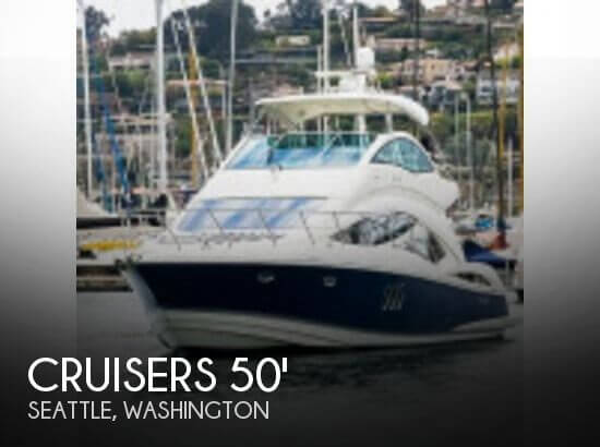 2006 Cruisers Yachts 477 Sport Sedan
