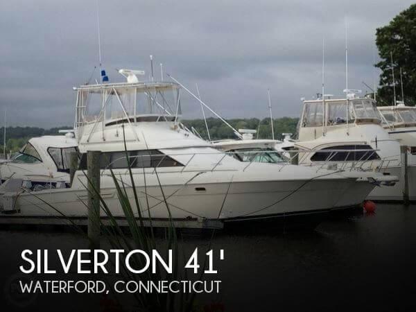 1994 Silverton 41 Convertible