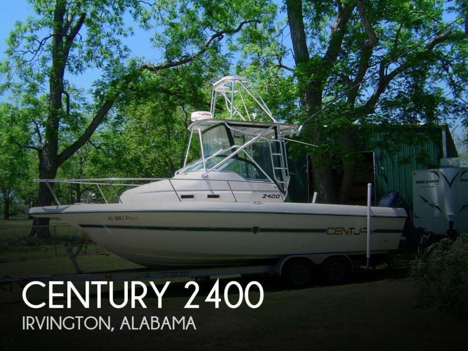 1995 Century 2400
