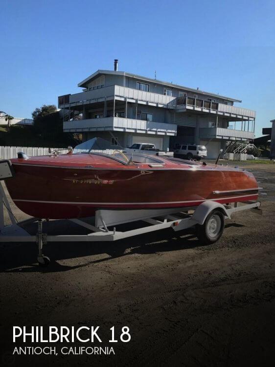 1952 Philbrick Boat Works 18