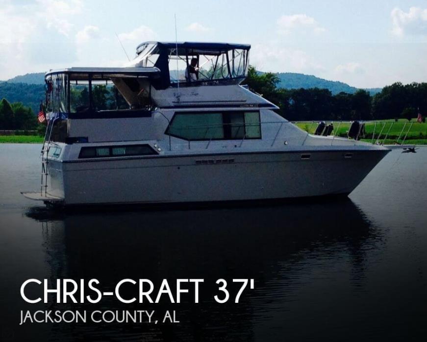 1988 Chris-Craft 372 Catalina DC