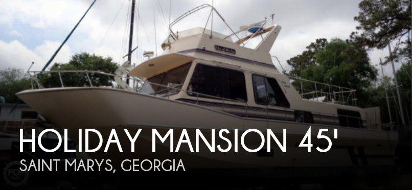 1992 Holiday Mansion 450 Coastal Commander