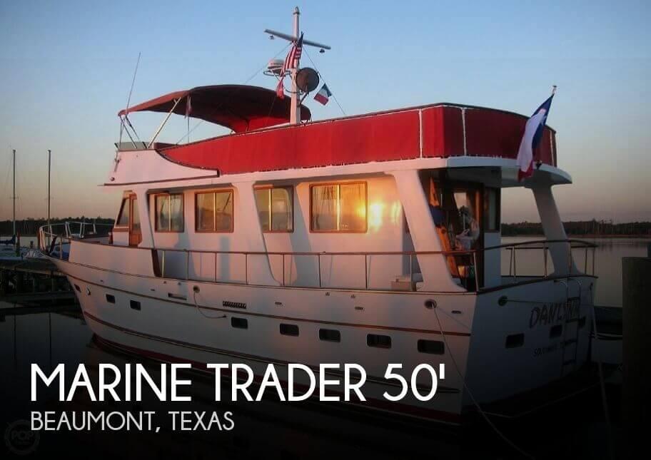 1982 Marine Trader 50 Motor Yacht