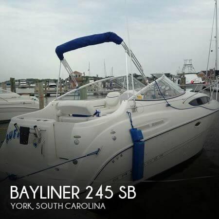 2003 Bayliner 245 SB