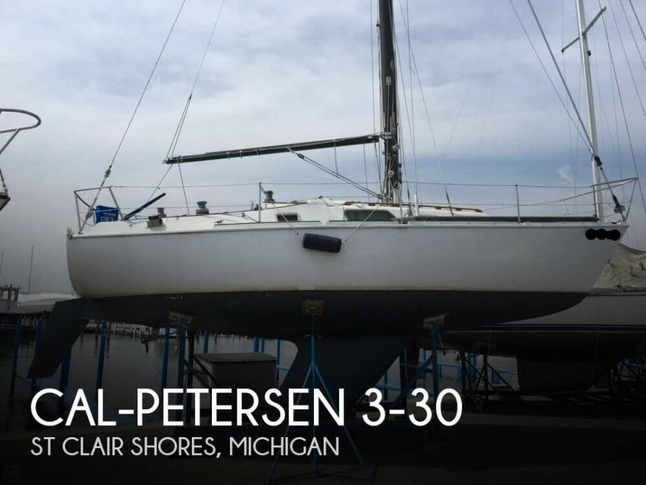 1974 Cal-Petersen 3-30