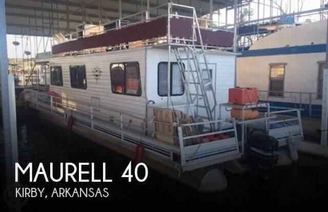 1990 Maurell 40