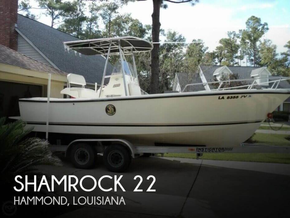 2000 Shamrock 22