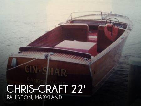 1946 Chris-Craft U22 Sportsman
