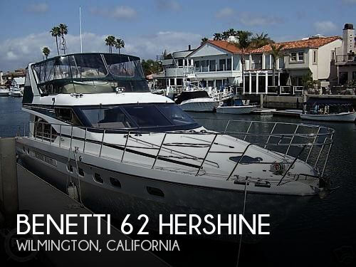 1998 Benetti 62 Hershine