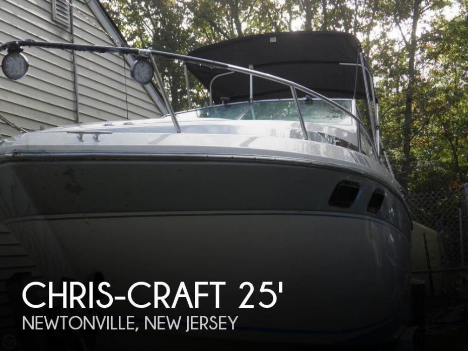 1988 Chris-Craft Amerosport 250