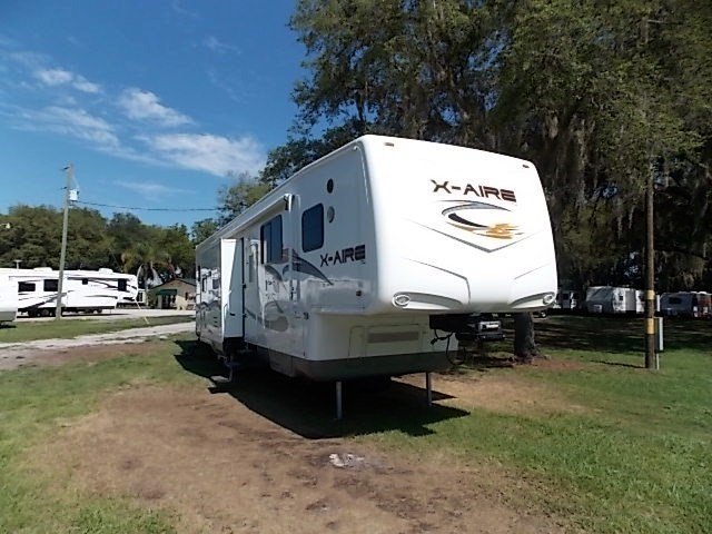 2008 NEWMAR X-AIRE 38CKTH