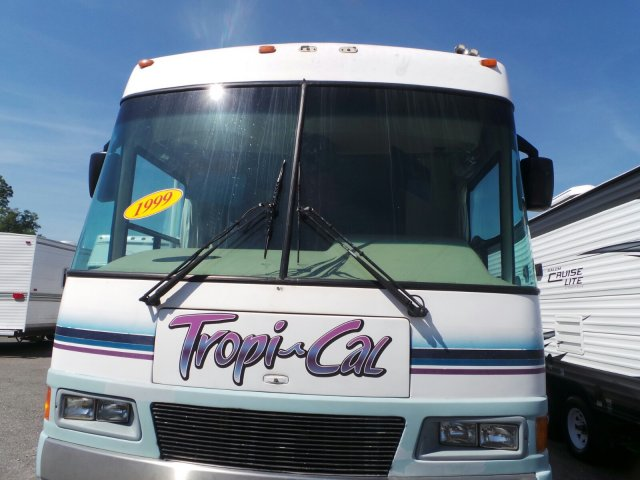 1999 NATIONAL RV TROPICAL 6370