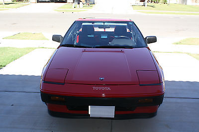 Toyota : MR2 Toyota MR2 Toyota MR2 1985 only 53,748 miles