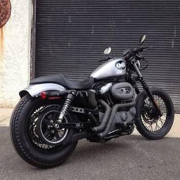 Harley Davidson Sportster nightster 1200 motorcycles for