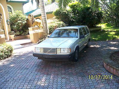 Volvo : Other 760 wagon intercooler 1990 volvo wagon 760