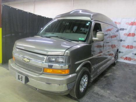Chevrolet : Express Upfitter AWESOME LUXURY VAN