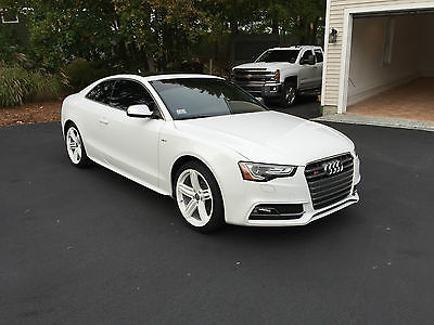 Audi : S5 Base Coupe 2-Door 2013 audi s 5 only 10 000 miles