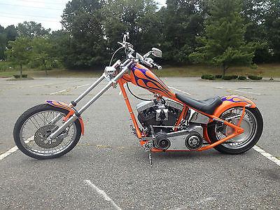 Custom Built Motorcycles : Chopper 2005 vulcan chopper