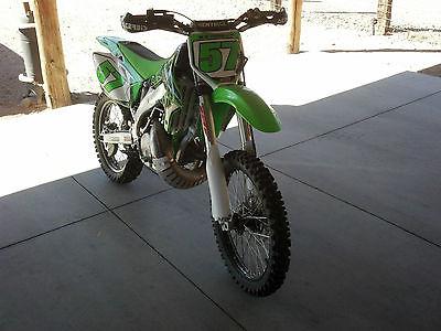 Kawasaki : KX 2007 kx 500 af