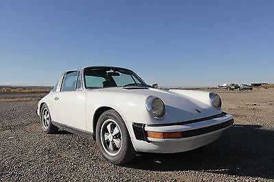 Porsche : 911 911 1974 porsche 911 targa matching numbers lots of pics
