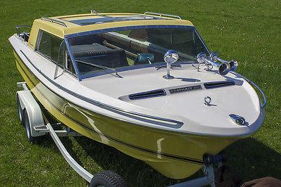 1973 Century Coronado 22'