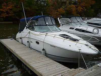 2012 SeaRay Sundancer 280 Cruiser