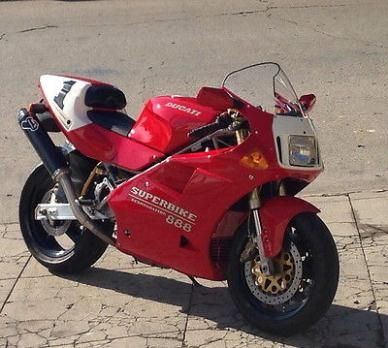 Ducati 888 Motorcycles for sale