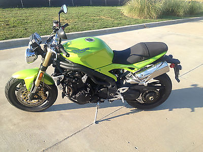 Triumph : Speed Triple 2007 triumph speed triple 1050 like new