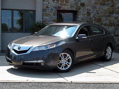 Acura : TL Base Sedan 4-Door 2010 acura tl 3.5 sedan automaitc leather sunroof
