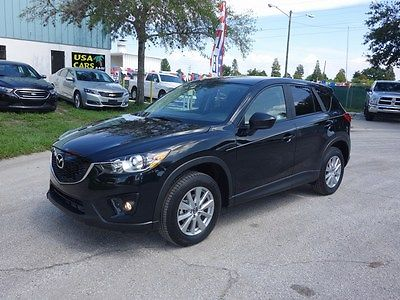 Mazda : Other TOURING 2015 mazda cx 5 awd touring 2.5 l abs cruise bluetooth