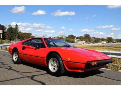 Ferrari : 308 GTB 1978 ferrari 308 gtb restored extensive records recent belt service stunning
