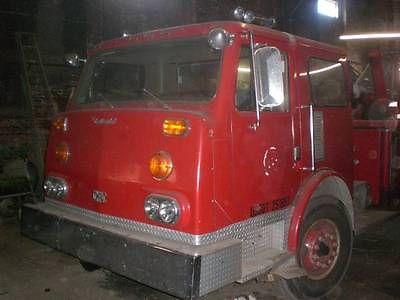 1983 Fire Truck