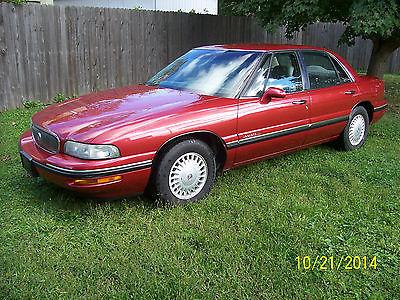 Buick : LeSabre Custom Sedan 4-Door 1999 buick lesabre custom sedan 4 door 3.8 l