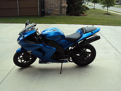 blue kawasaki zx10 motorcycles for sale Ninja ZX10 kawasaki ninja 2007 kawasaki ninja zx 10 r