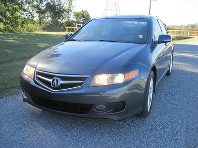 Acura : TSX 2008 acura tsx leather loaded clean carfax