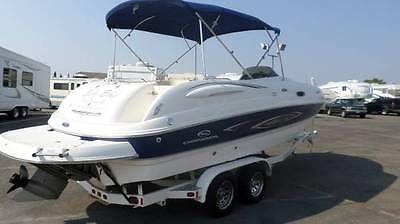 2005 Chaparral Sunesta 232 Boat