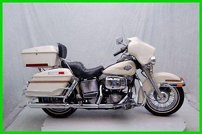 Harley-Davidson : Other 1984 harley davidson shovelhead flhx used p 9826 rare original paint