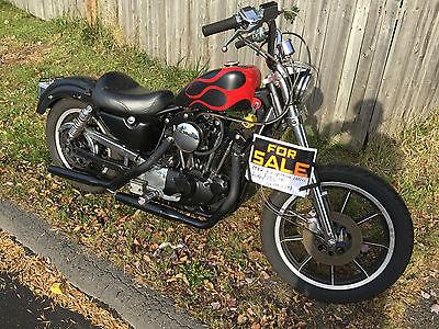 1982 ironhead sportster motorcycles for sale rh smartcycleguide com 1982 harley davidson sportster for sale 1982 harley davidson sportster parts for sale