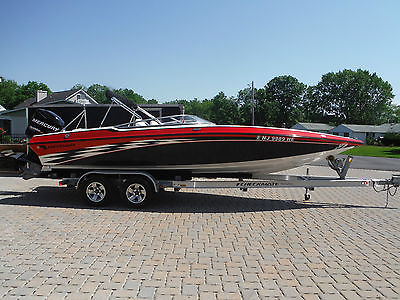 2012 Checkmate 240 BRX bowrider with Mercury 300XS 44 hrs CLEAN!!