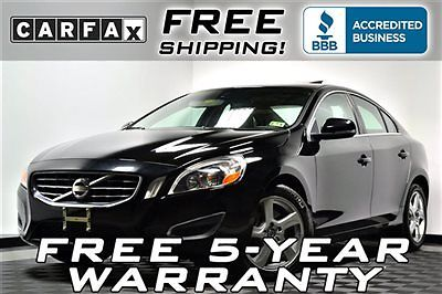 Volvo : S60 T5 Turbo w/ Moonroof Must See Loaded Free Shipping or 5 Year Warranty Turbo Auto Low Miles!
