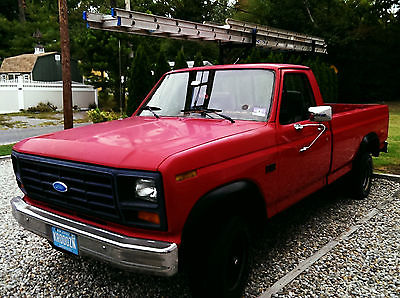 1986 Ford F150 4x4 Cars For Sale