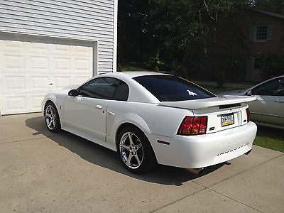 Ford : Mustang Cobra Supercharged 1999 Ford Mustang SVT Cobra