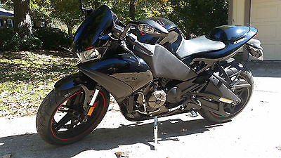 Buell : Other 2009 buell 1125 cr cafe naked streetfighter