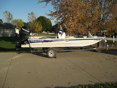 Tracker Grizzly 1860 Jon With Trailer Boats For Sale